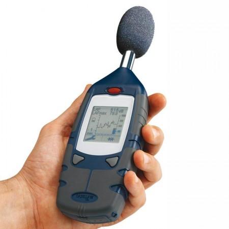 appareil pour mesurer le bruit la poussi re dosim tre sonom tre calibrateur anatecs. Black Bedroom Furniture Sets. Home Design Ideas