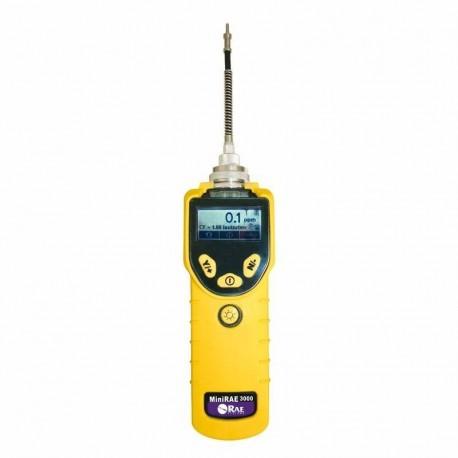 Analyseur de gaz COV - MiniRAE 3000 PID - mesure les composés organiques volatils