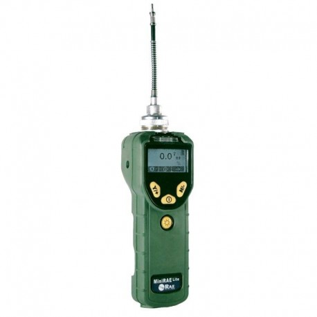 Analyseur de gaz COV - MiniRAE Lite PID - mesure les composés organiques volatils