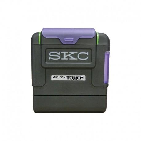 Pompe AirChek Touch SKC, prélèvements de poussières, COV et vapeurs