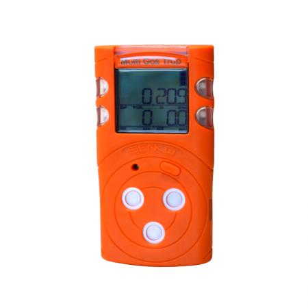 Détecteur 4 gaz MGT O2 CO H2S LIE Capteur InfraRouge