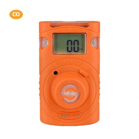 Détecteur CO SGT, mesure le monoxyde de carbone