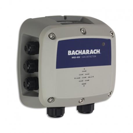 Détecteur NO2 | MGS 450 BACHARACH | Détection du dioxyde d'azote