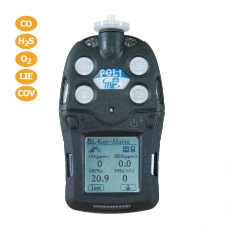 Détecteur 5 Gaz & COV | POLI MP400P | MPOWER ELECTRONICS