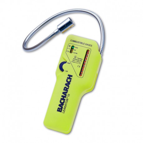 Détecteur de fuite de gaz combustible | Leakator 10 | Bacharach