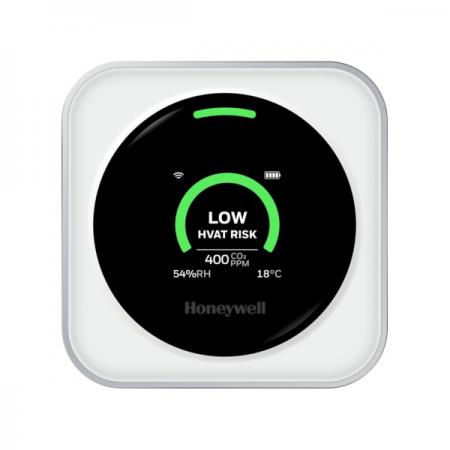 Détecteur CO2 | Mesure qualité de l'air - Prévention COVID et autres risques infectieux